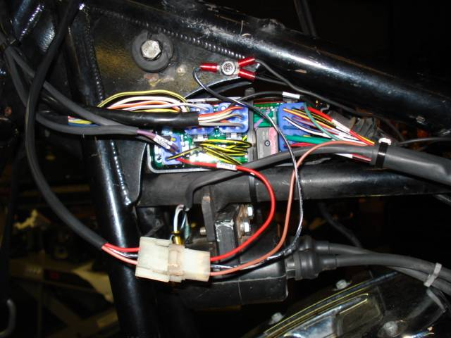 Harley Davidson Wiring Harness Softail on